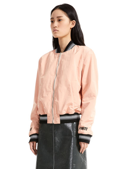 Off Limits Bomber Jacket