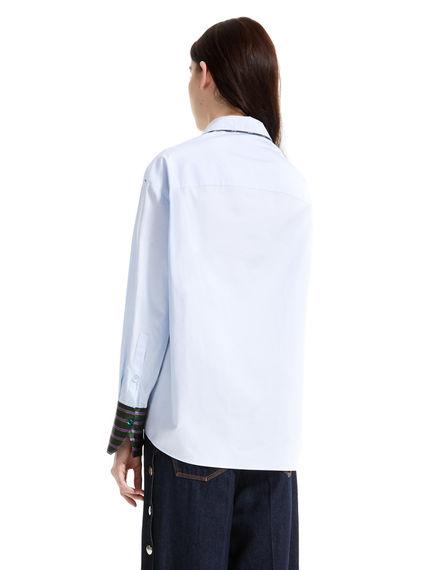 Sartorial Striped Cuff Shirt