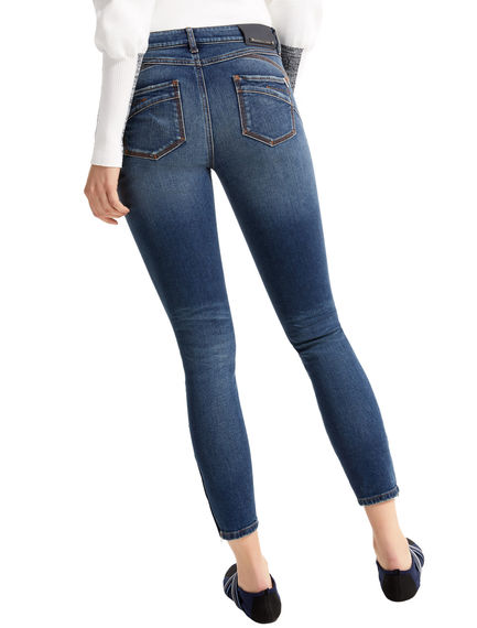 Zip-ankle Super Skinny Jeans Sportmax