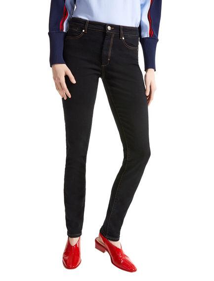 Black Skinny Jeans Sportmax