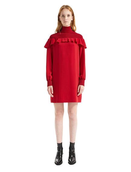 Ruffle Mini Dress