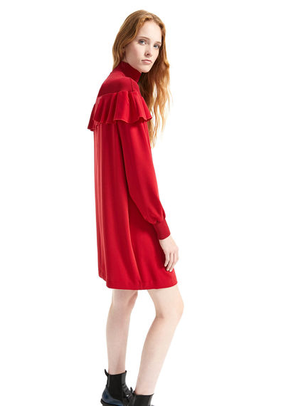 Ruffle Mini Dress Sportmax