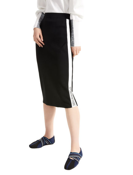 Sportmax Code Viscose Knit Pencil Skirt Sportmax