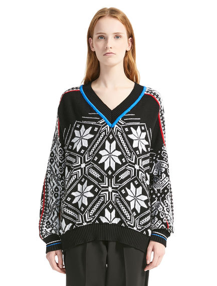 Nordic Wool Sweater Sportmax