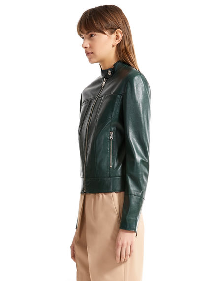 Biker Jacket in nappa