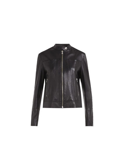 Nappa Leather Motorcycle Jacket