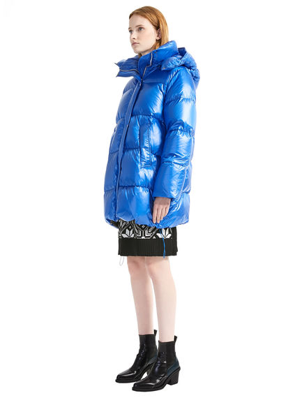 Nylon Transforming Down-filled Jacket