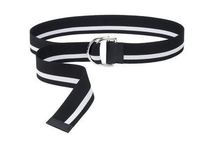 Cintura a righe d'ispirazione sci Sportmax