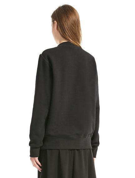 Mountain Motif Sweatshirt