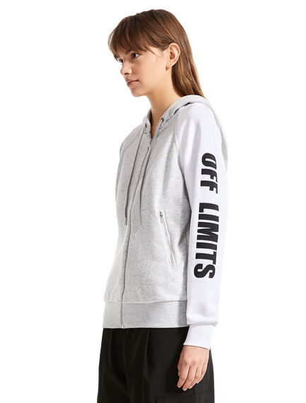 Off Limits Hooded Sweatshirt