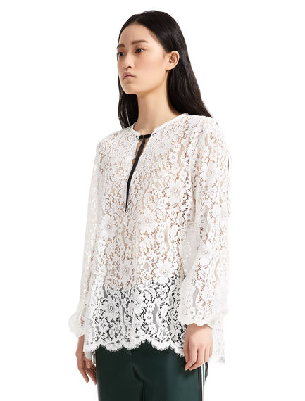 Floral Lace Top Sportmax
