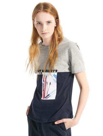 Saint Moritz Cotton T-shirt Sportmax