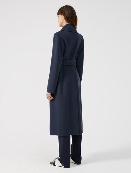 Double Wool & Cashmere Coat