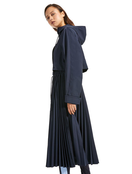 Pleat Fusion Coat
