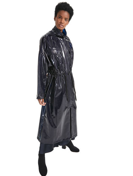 Wet-look PVC Coat Sportmax