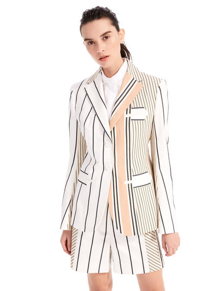 Striped Sporting Jacket Sportmax