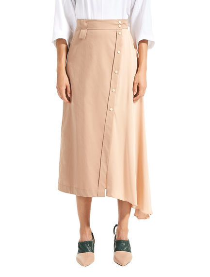 Shape-Shifting Asymmetric Skirt