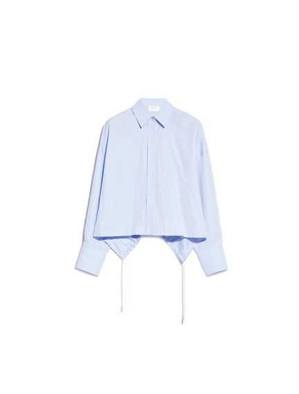 Drawstring-back Shirt Sportmax