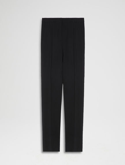 Stretch Viscose Trousers Sportmax