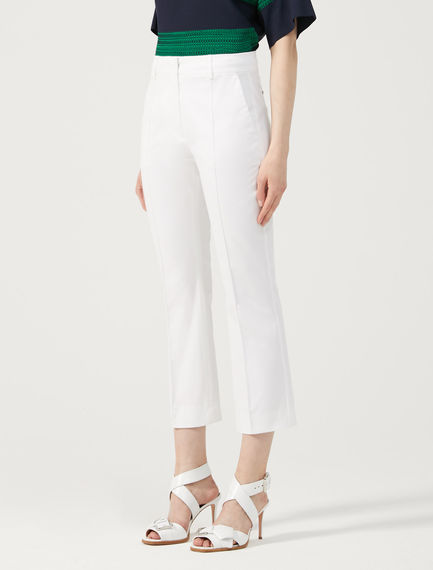 Kick-Flare Cigarette Trousers Sportmax