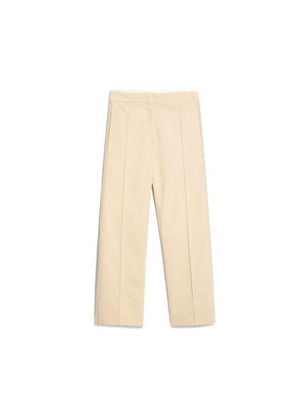 Pantaloni sartoriali cropped