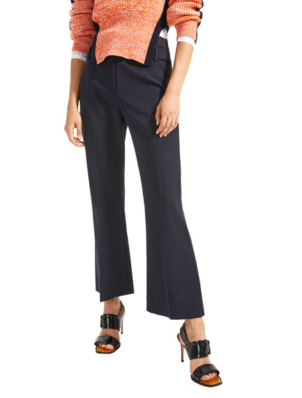 Fit & Flare Tailored Trousers Sportmax