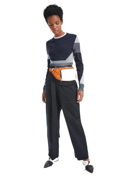 Pantaloni in stile cargo