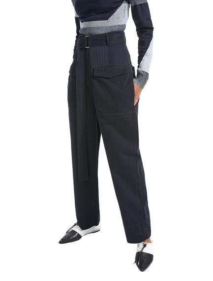 Pantaloni in stile cargo Sportmax