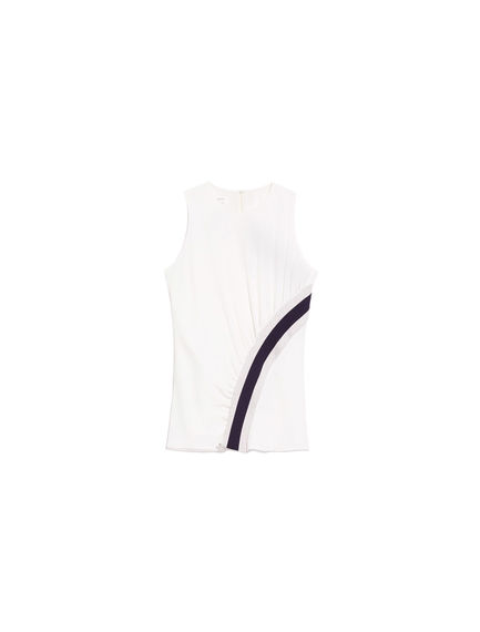 Stripe Track Top Sportmax