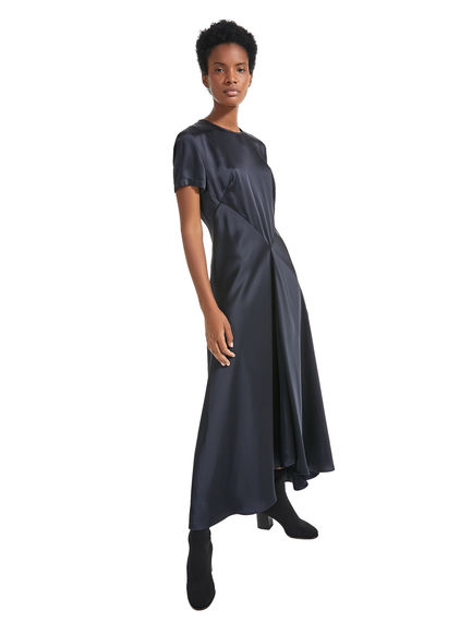 Envers Satin & Viscose Dress