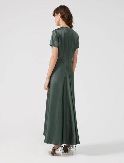 Envers Satin & Viscose Dress