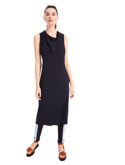 Funnel-neck Pencil Dress Sportmax