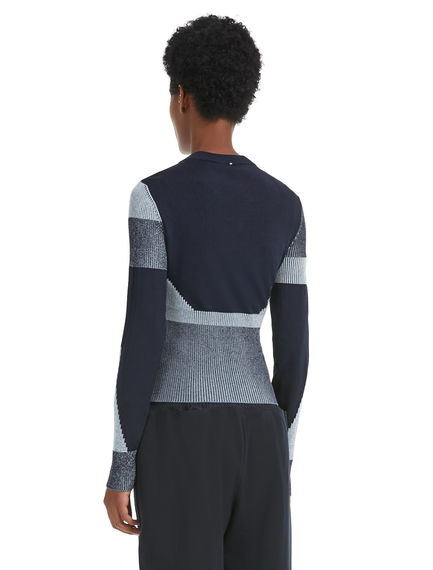 Colour-Block Sweater