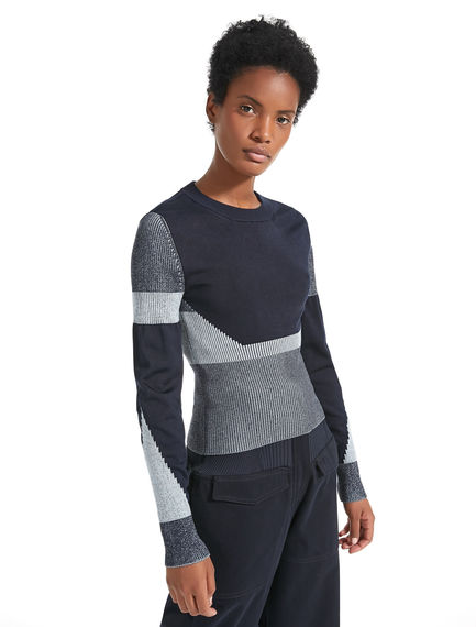 Colour-Block Sweater Sportmax
