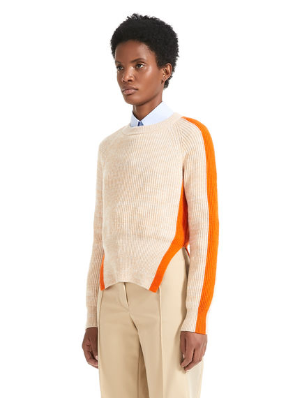 Fitted Marle Cashmere Sweater