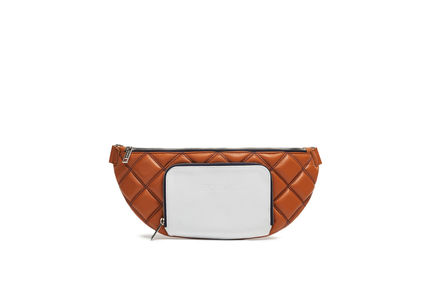 Belt bag in nappa trapuntata Sportmax
