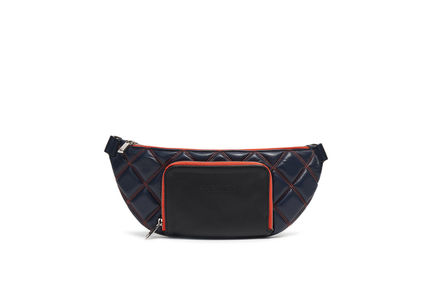 Quilted Nappa Belt Bag