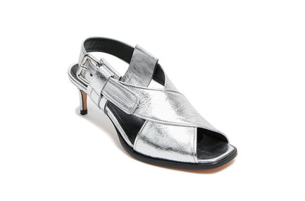 Laminated Leather Sandal  Laminated Leather Sandal  Laminated Leather Sandal  Laminated Leather Sandal