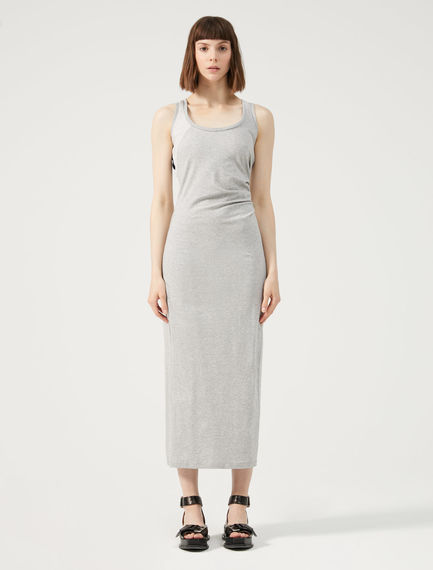Cotton Tank Top Dress