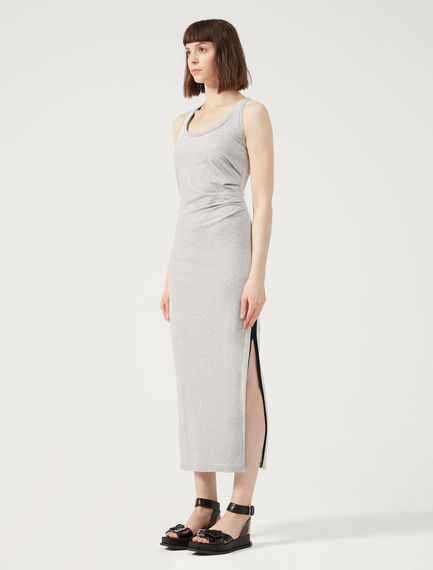 Cotton Tank Top Dress Sportmax