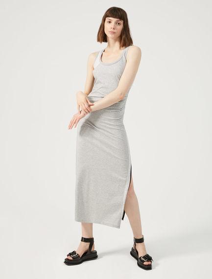 Cotton Tank Top Dress