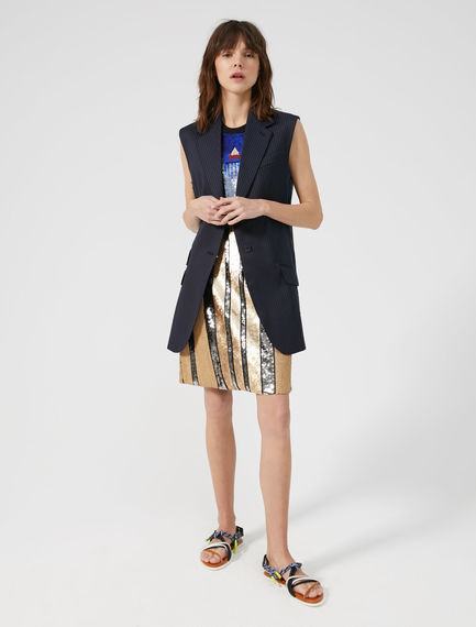 Sequin Shift Dress Sportmax