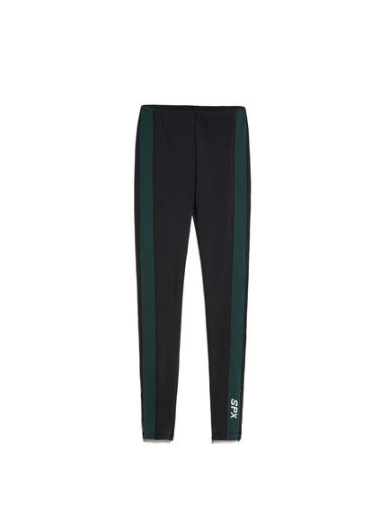 Zip-ankle Technical Leggings