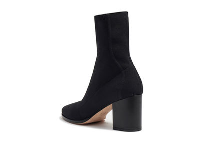 Block-Heeled Sock Boot Sportmax