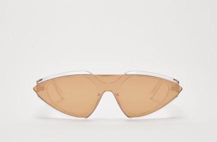 One-piece Speedster Acetate Sunglasses