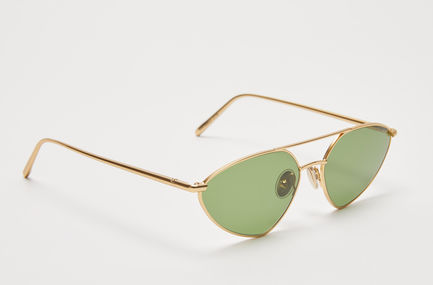 Metal-framed Speedster Sunglasses