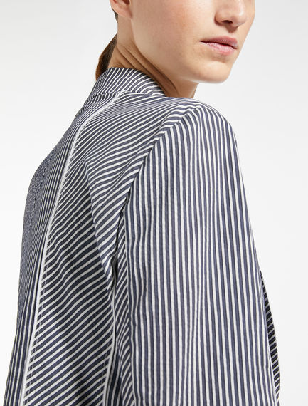 Pinstripe Seersucker Light Blazer