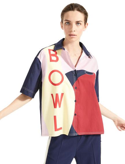 Camicia in stile bowling Sportmax