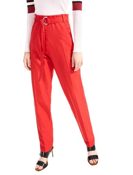Pantaloni carrot-fit Sportmax