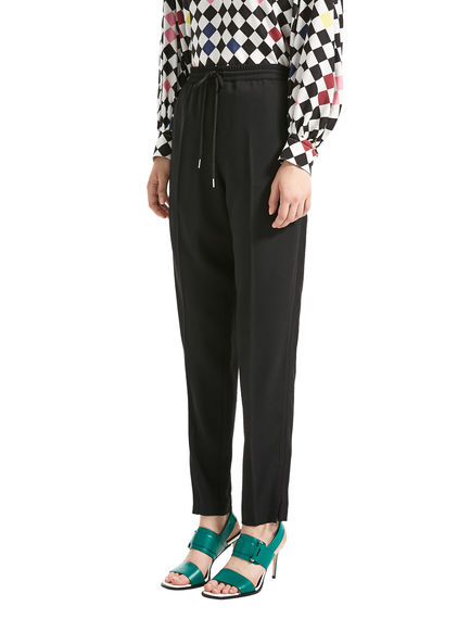 Tapered Jogging Trousers